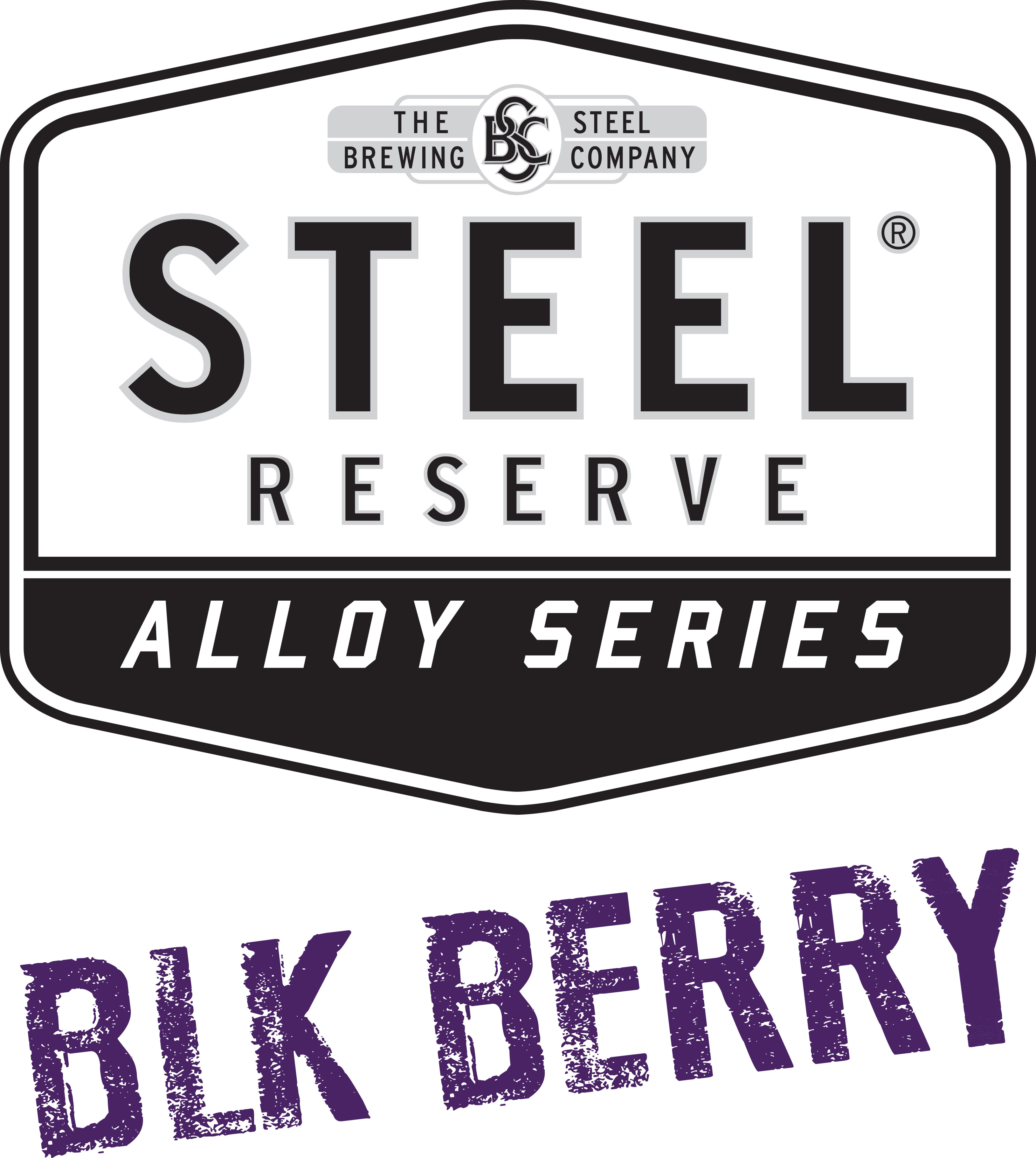 Steel Reserve Blk Berry
